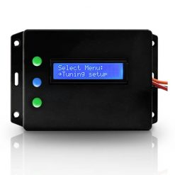 Universal HHO, sensor, PWM current controller for hydrogen generators to save fuel