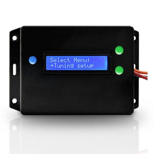 Sensor controller for diesel engines. EFIE, MAP, MAF. Hydrogen current controller PWM