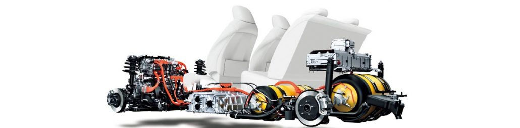 Engines using Hydrogen as primary fuel